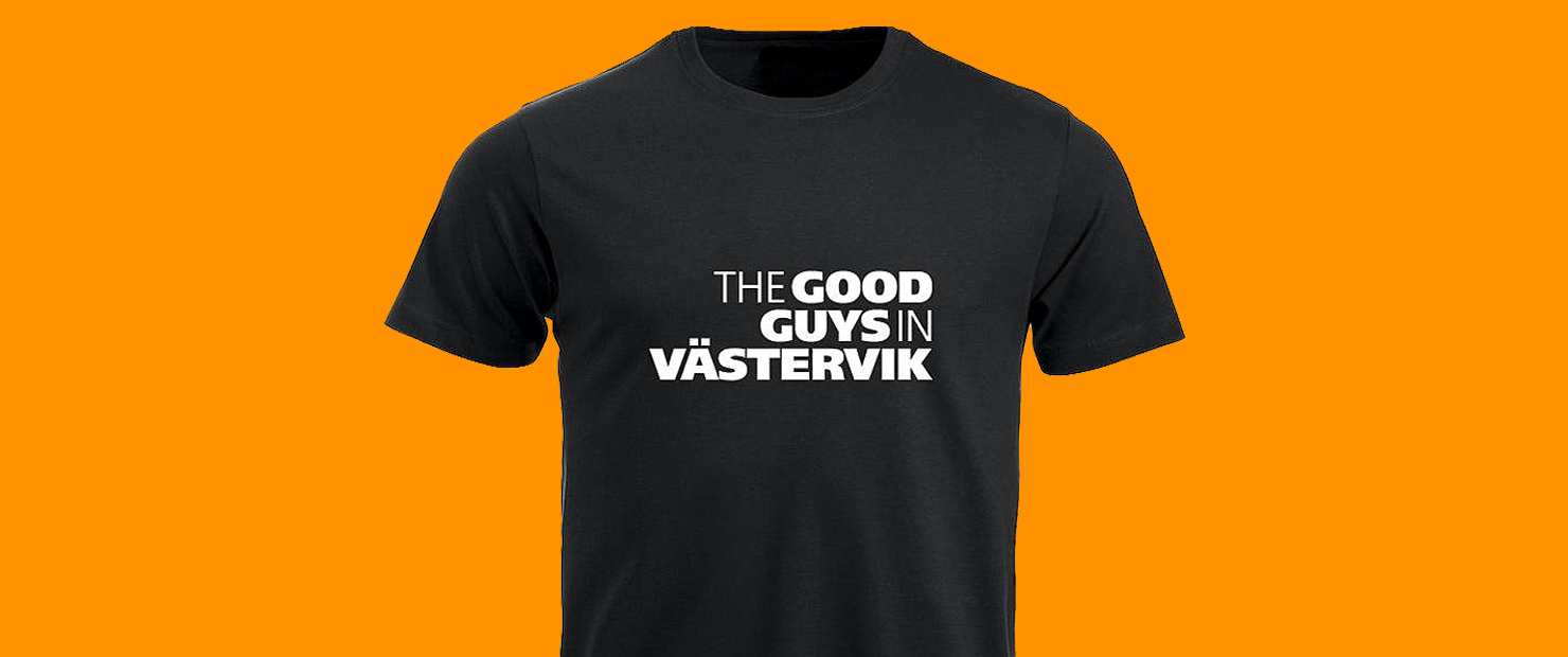 The Good Guys T-short