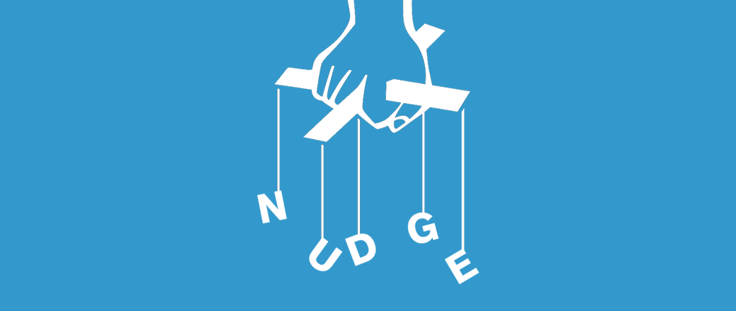 Nudge your clients in the right direction